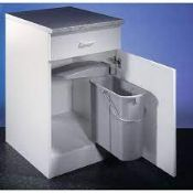 BOXED WESCO KLASSIKLINE DT CUPBOARD WASTE SYSTEM RRP £139.00 Condition ReportAppraisal Available