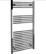 Flat Chrome Ladder Towel Rail 1600 x 600mm £67.59Condition ReportAppraisal Available on Request-