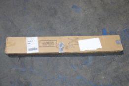 BOXED GARDEN IMPRESSIONS PARASOL CROSS BASE CARBON BLACK (AS SEEN IN WAYFAIR) Condition