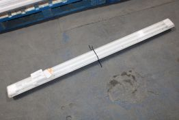 LED T8 Battens 3900LM 20KHrs (2x22W) 1500MM TwinCW £52.20Condition ReportAppraisal Available on