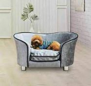BOXED PAWHUT D04-016 DOG BED RRP £55.95 (AS SEEN IN WAYFAIR)Condition ReportAppraisal Available on