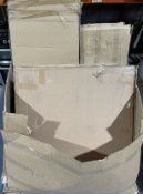 One Pallet to contain a variation of part lots, furniture and household