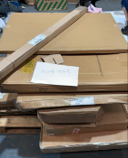 One Pallet to Contain a variation of part lots, as sold in wayfair