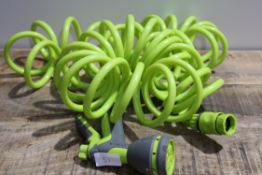 VERVE SPIRAL HOSE RRP £11Condition ReportAppraisal Available on Request- All Items are Unchecked/