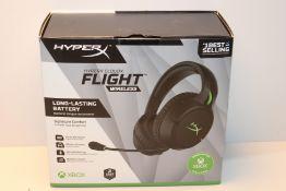 HyperX HX-HSCFX-BK-WW CloudX Flight for Xbox - Wireless Gaming Headset (Renewed) £59.38Condition