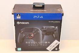 Nacon PS4 Revolution Unlimited Pro Gamepad Playstation 4, PC Black £69.66Condition