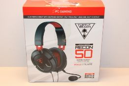 Turtle Beach Recon 50 Gaming Headset - PC £14.99Condition ReportAppraisal Available on Request- All
