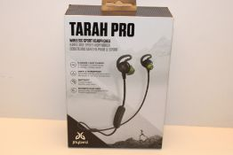 Jaybird Tarah Pro Wireless Bluetooth In-Ear Headphones with Microphone, For Sports, Running and