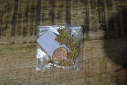 BRAND NEW PINK PENDANT NECKLACE COSTUME JEWELLERY Condition ReportBRAND NEW