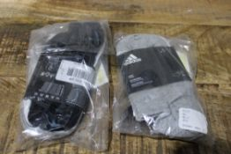 BRAND NEW X 6 PAIRS ADIDAS TRAINER SOCKS SIZE 5-6Condition ReportBRAND NEW