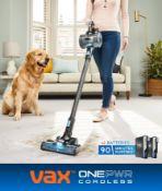 Vax 1-1-142312 ONEPWR Blade 4 Pet Cordless Vacuum Cleaner with Motorised Pet Tool – CLSV-B4KP,
