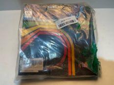 Acrylic Paints Set 24 Colour Paint Kit with 3 Paint Brushes for School Supplies,Crafts Paints,
