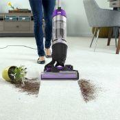 Vax UCA1GEV1 Mach Air Upright Vacuum Cleaner, 1.5 Liters, Purple £79.99Condition ReportAppraisal