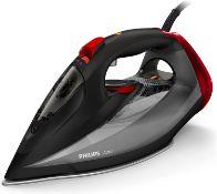 Philips Azur Steam Iron - 250 g Steam Boost - 2600 W - With SteamGlide Soleplate - 2.5 m Power