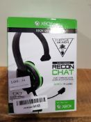 Turtle Beach Recon Chat Headset - Xbox One, PS4 & PS5 £13.99Condition ReportAppraisal Available