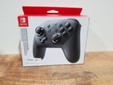 Nintendo Switch - Pro Controller £49.99Condition ReportAppraisal Available on Request- All Items