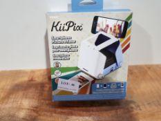 Kiipix Portable Photo Printer | Instant Compact Printer For iPhone & Android | Print Instax Photos