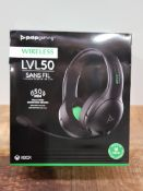 PDP Headset LVL50 Wireless - Microsoft Xbox One - series XIS black £67.14Condition