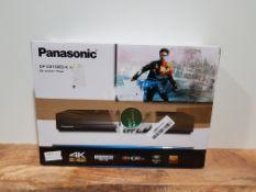 Panasonic DP-UB150EB-K 4K Ultra HD Blu-Ray Player with HDR10, Black (Renewed) £117.55Condition