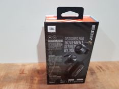 JBL Reflect Mini NC TWS - Small waterproof sports in-ear headphones with Bluetooth, with charging