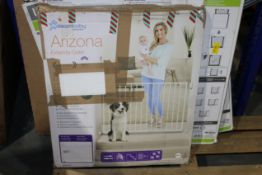 BOXED DREAMBABY ARIZONA EXTENDA-GATE CHILD SAFETY GATE Condition ReportAppraisal Available on
