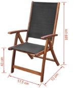 BOXED B29762:B29786 CHAIR RRP £89.00 (AS SEEN IN WAYFAIR)Condition ReportAppraisal Available on
