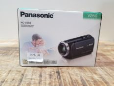 PANASONIC HC-V260 HD VIDEO CAMERA RRP £219.99Condition ReportAppraisal Available on Request- All