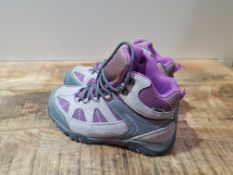 UNBOXED SIZE 2 REGATTA WALKING SHOES Condition ReportAppraisal Available on Request- All Items are