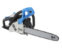 RRP-£3237.78 One Pallet to contain 18 Outdoor Items, Chainsaw, Multi Tool, Vacuums