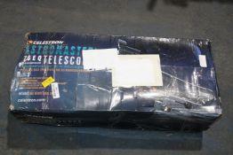 Celestron 31035 AstroMaster 76 EQ Reflector Telescope £109.00Condition ReportAppraisal Available
