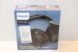 Philips Wireless Headphones PH805BK/00 Bluetooth Headphones (Bluetooth, Active Noise Cancelling,
