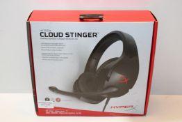 HyperX HX-HSCS-BK/EM Cloud Stinger Gaming Headset for PC/Xbox/PS4 , Black £49.83Condition