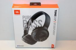JBL Tune510BT - Wireless on-ear headphones featuring Bluetooth 5.0, up to 40 hours battery life