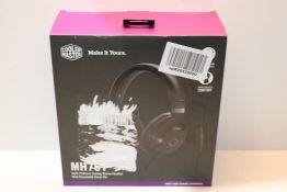 Cooler Master MH751 Gaming Headset with 2.0 Hi-Fi Stereo - PC & Console Compatible, 40mm Neodymium