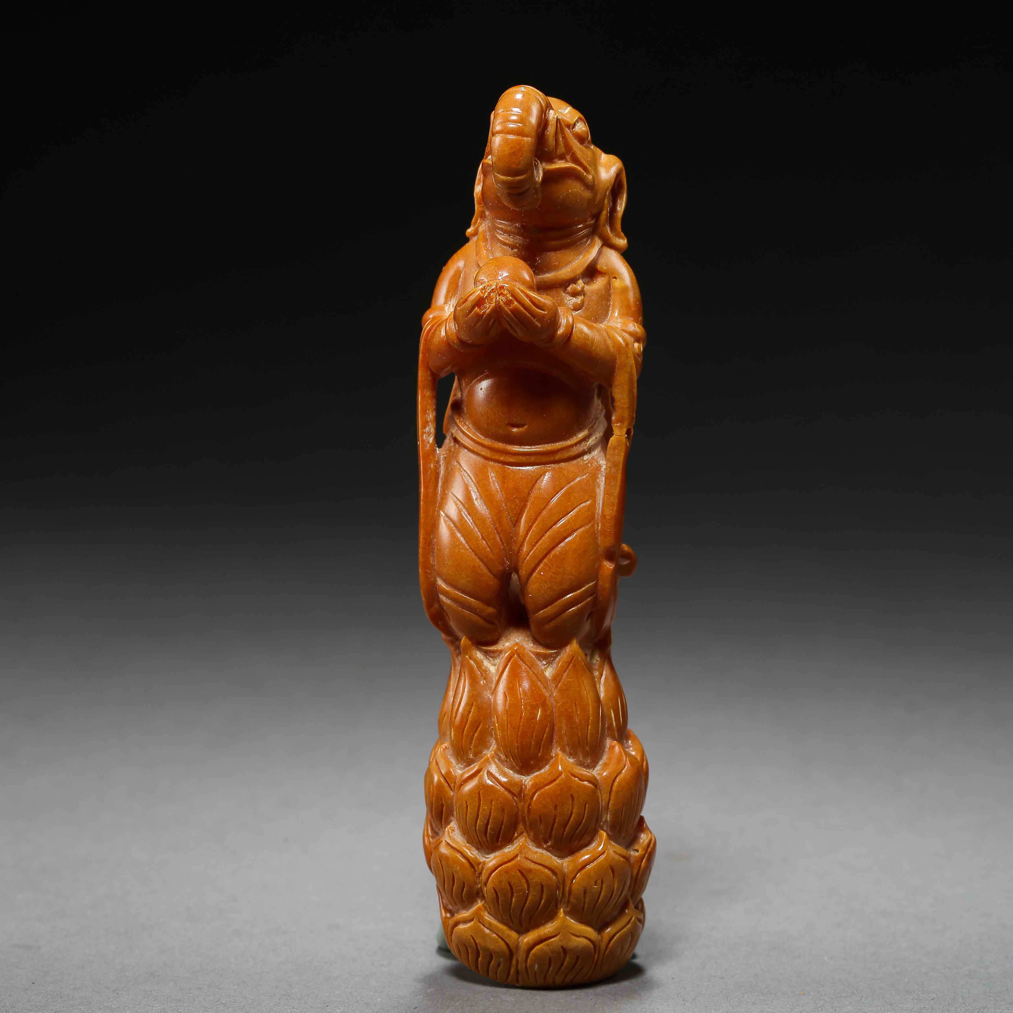 BEESWAX ELEPHANT, LIAO OR JIN DYNASTIES, CHINA - Image 6 of 10