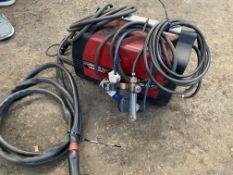 INVERTEC V160 TIG WELDER LINCOLN ELECTRIC