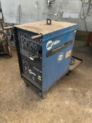 MILLER SYNCROWAVE 275 AC/DC WELDING POWER SOURCE