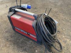 INVERTEC V160 WELDER LINCOLN ELECTRIC