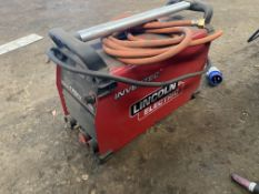 INVERTEC 170TX WELDER LINCOLN ELECTRIC
