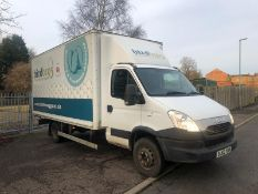 2012 IVECO DAILY 70C17 LUTON