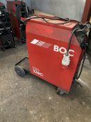 BOC 320 AMP WELDER AIR COOLED