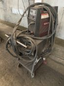 THERMAL ARC TIG WELDER WITH WATER COOLER