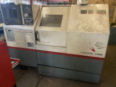 CINCINNATI HAWK 150 COMPLETE WITH BAR FEEDER COMPUTER WITH SOFTWARE