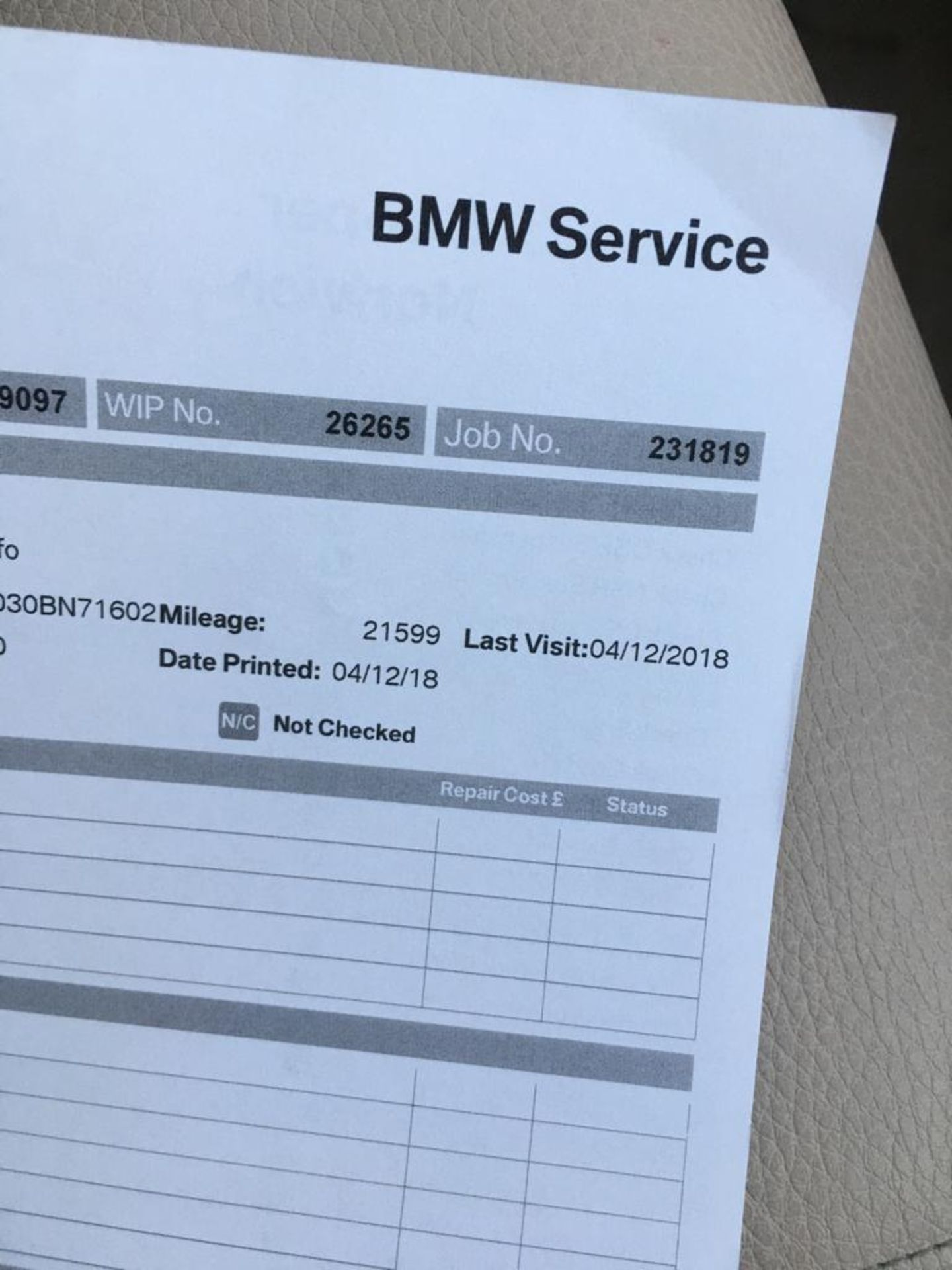 2018 BMW 530E 2.0 SE HYBIRD SALOON AUTOMATIC - Image 34 of 34