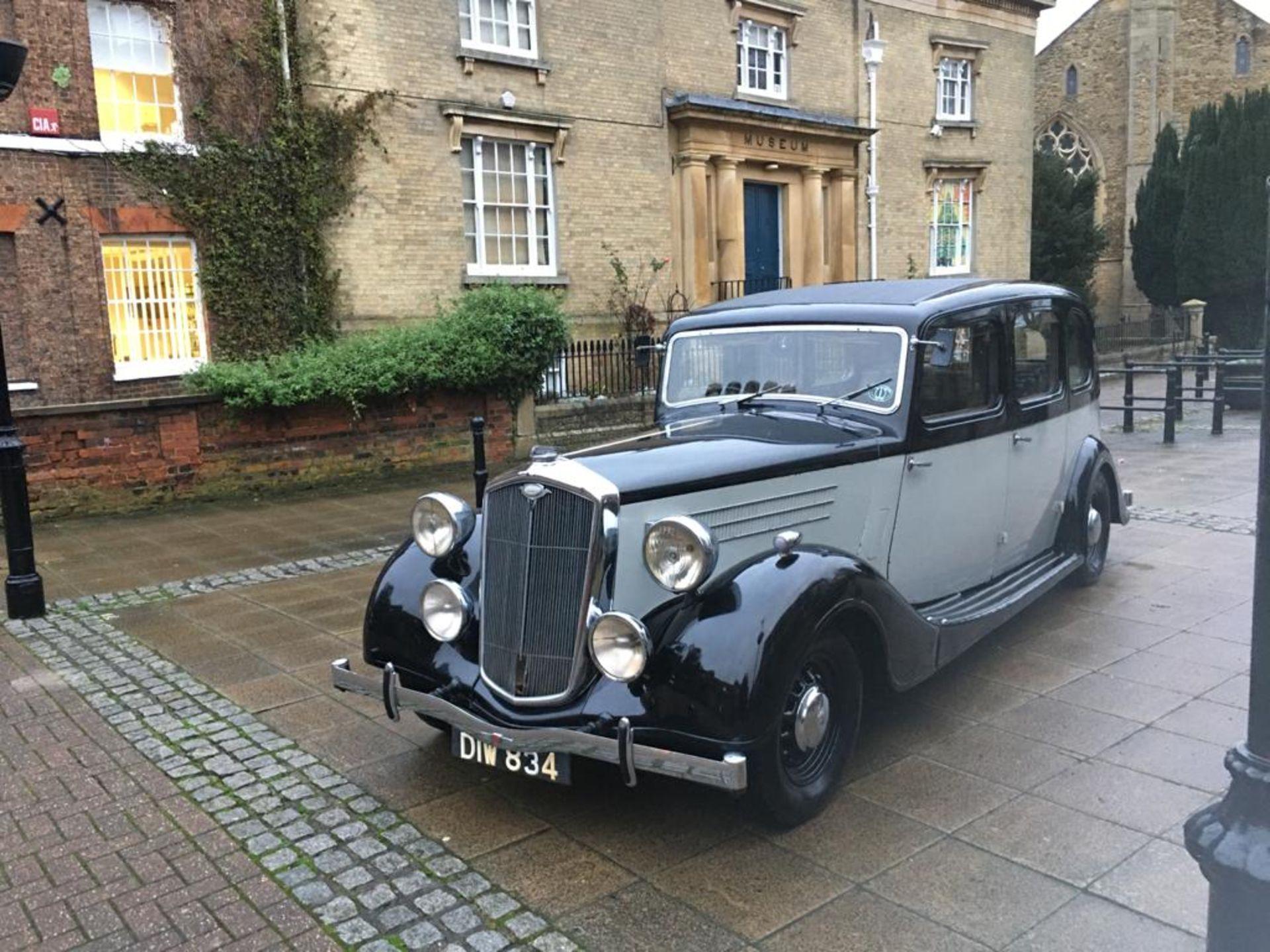 1938 WOLSELEY 25 CLASSIC 4.0 - Image 7 of 35