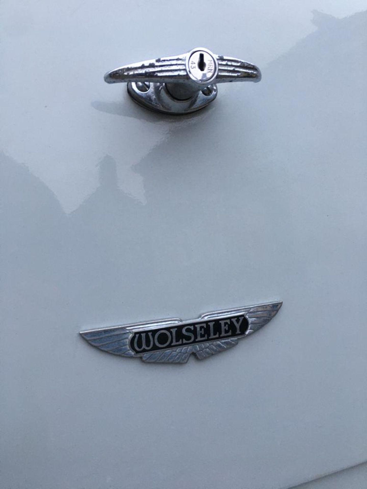 1938 WOLSELEY 25 CLASSIC 4.0 - Image 16 of 35