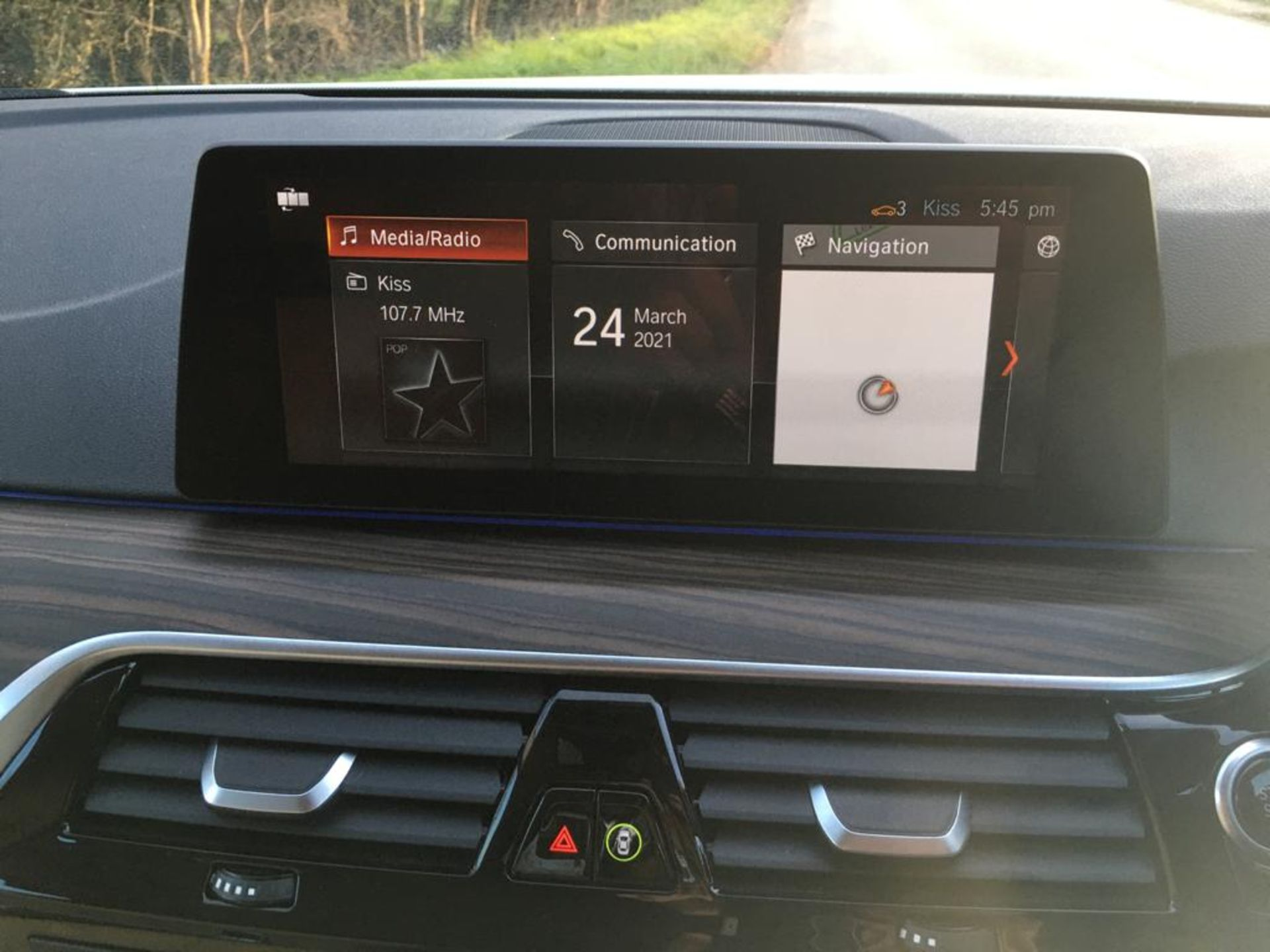 2018 BMW 530E 2.0 SE HYBIRD SALOON AUTOMATIC - Image 21 of 34