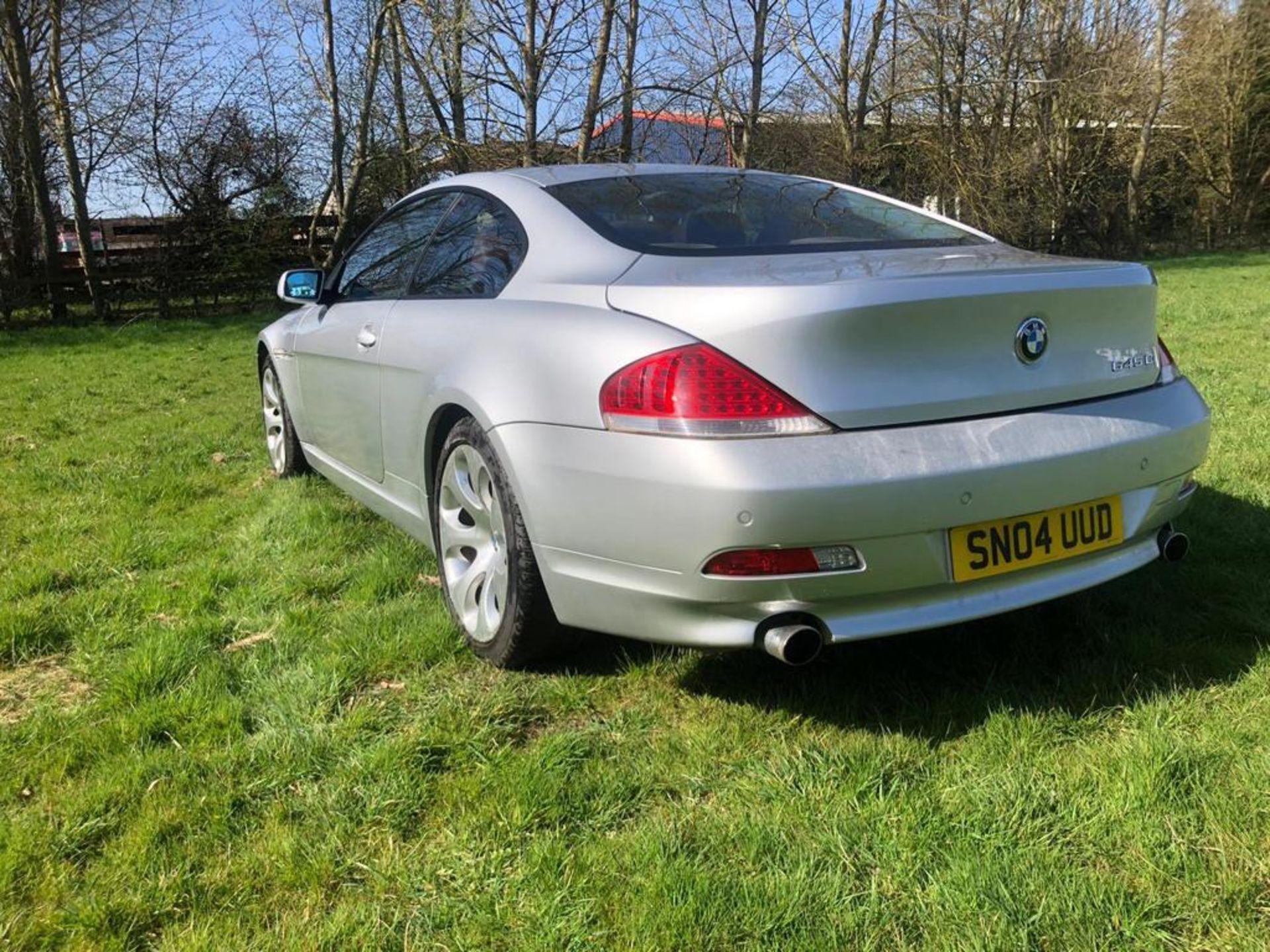2004 BMW 645CI COUPE - Image 5 of 15