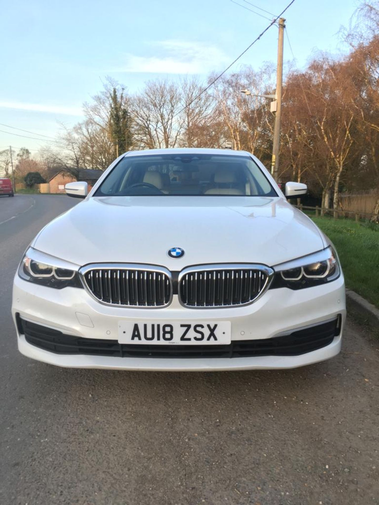 2018 BMW 530E 2.0 SE HYBIRD SALOON AUTOMATIC - Image 3 of 34