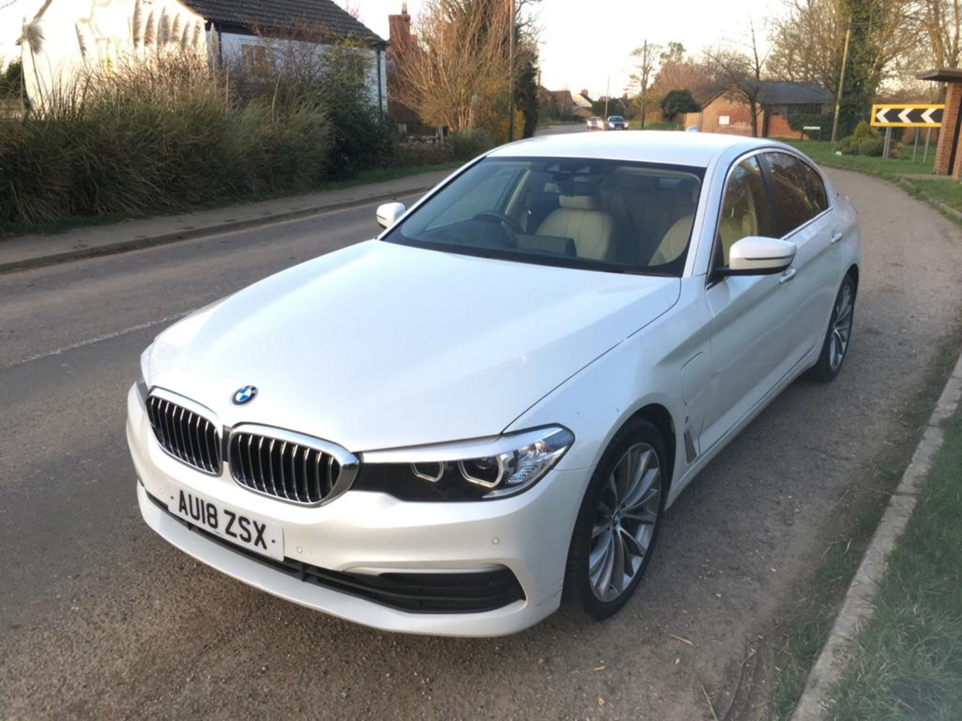 2018 BMW 530E 2.0 SE HYBIRD SALOON AUTOMATIC - Image 5 of 34